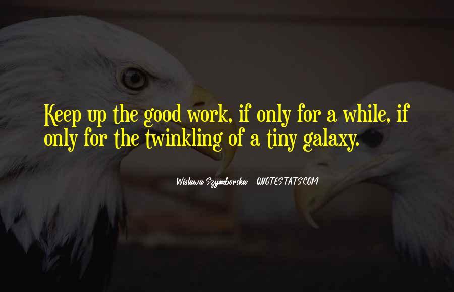 Wislawa Szymborska Quotes #865527