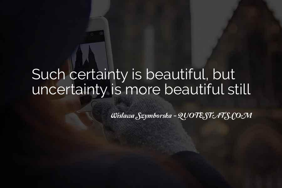 Wislawa Szymborska Quotes #883626