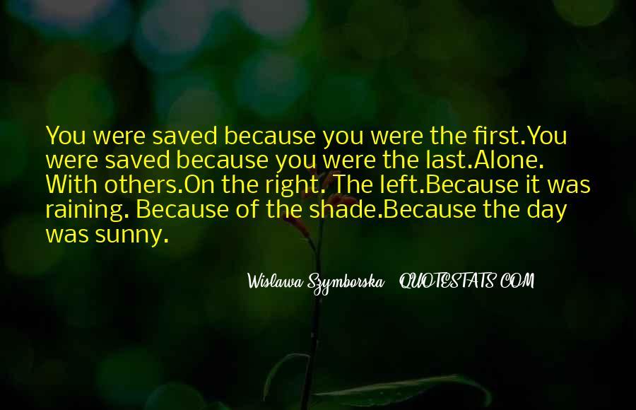 Wislawa Szymborska Quotes #931891