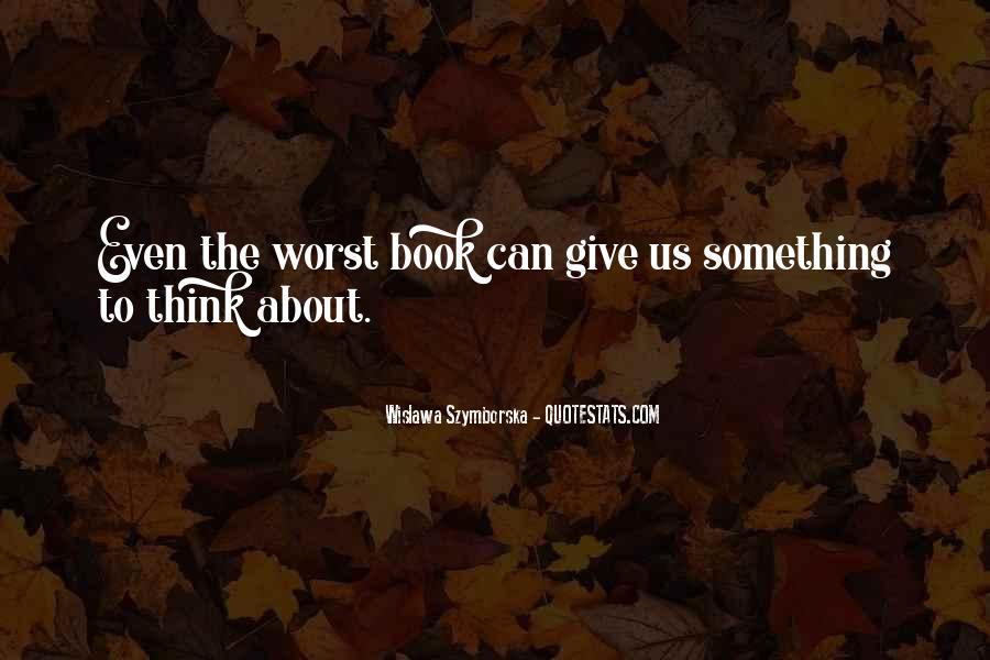 Wislawa Szymborska Quotes #942818