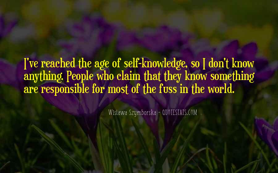 Wislawa Szymborska Quotes #946511