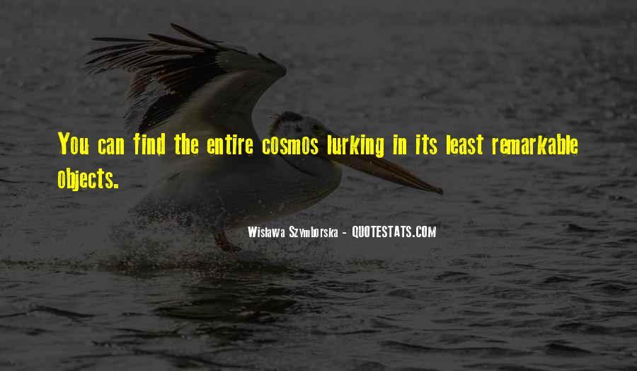 Wislawa Szymborska Quotes #972227