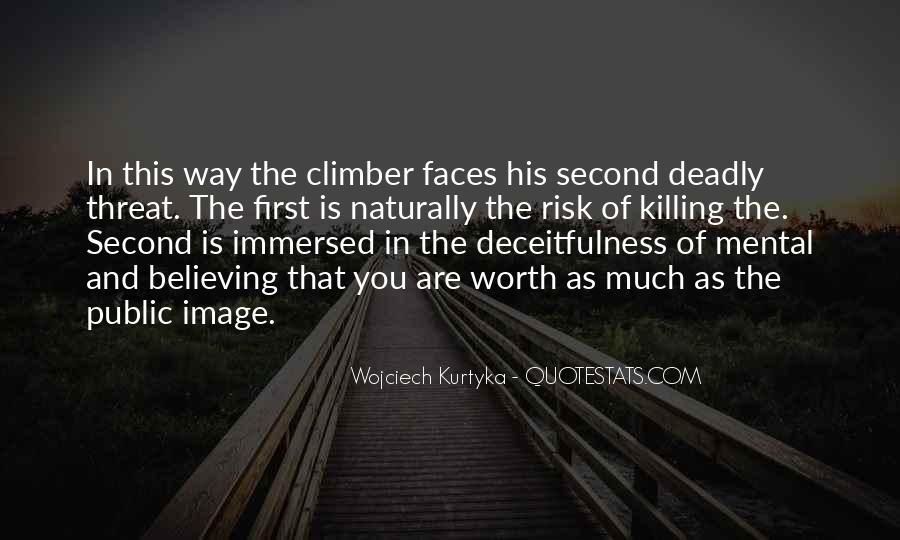 Wojciech Kurtyka Quotes #629760