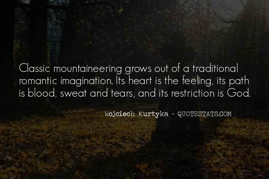 Wojciech Kurtyka Quotes #67334