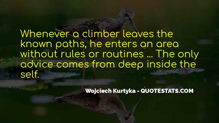 Wojciech Kurtyka Quotes #67527