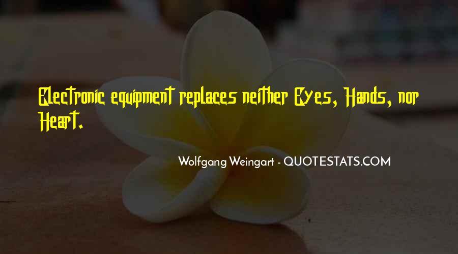 Wolfgang Weingart Quotes #792714