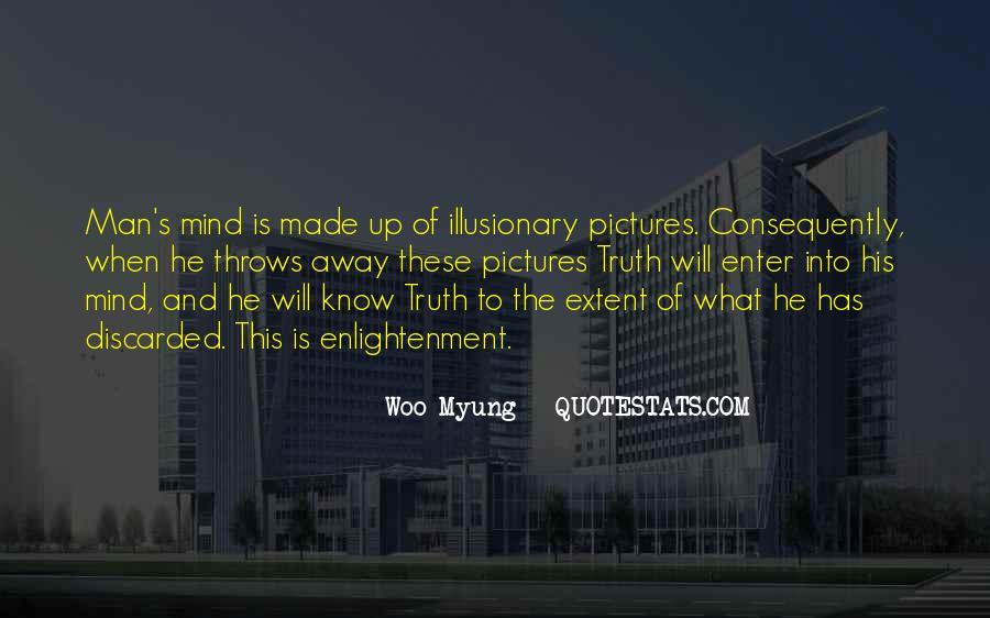 Woo Myung Quotes #1347145