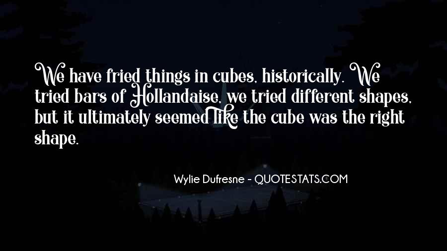 Wylie Dufresne Quotes #1770722