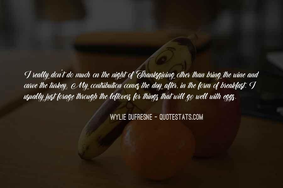 Wylie Dufresne Quotes #682742