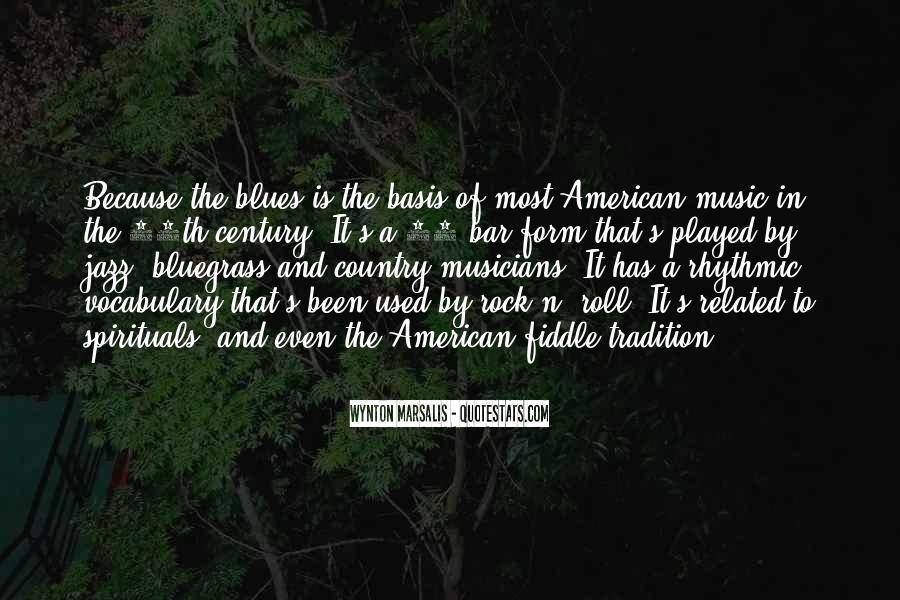 Wynton Marsalis Quotes #1017819