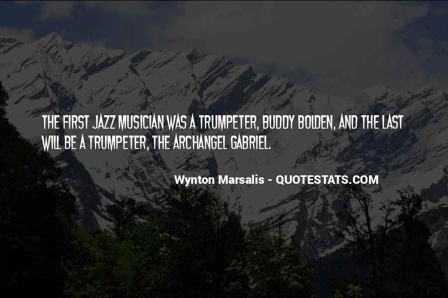 Wynton Marsalis Quotes #1081601