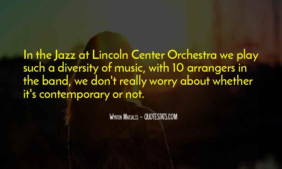 Wynton Marsalis Quotes #1105582
