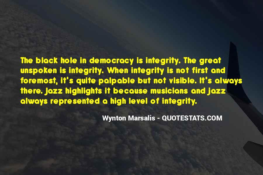 Wynton Marsalis Quotes #1164958