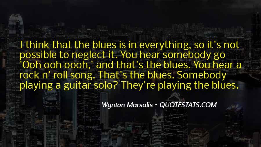 Wynton Marsalis Quotes #1210806