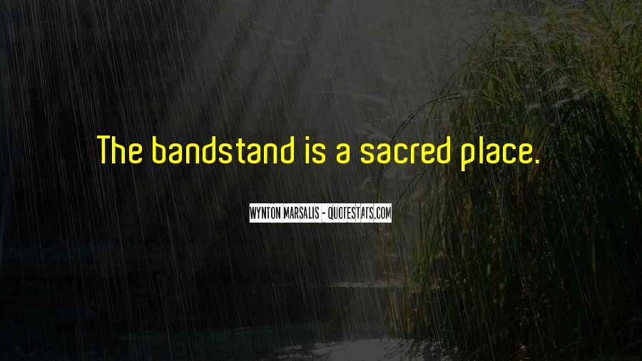 Wynton Marsalis Quotes #1226494