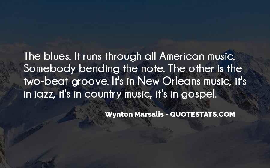 Wynton Marsalis Quotes #1245897