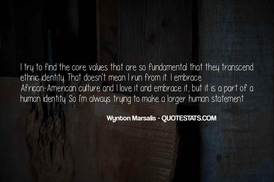 Wynton Marsalis Quotes #1253995
