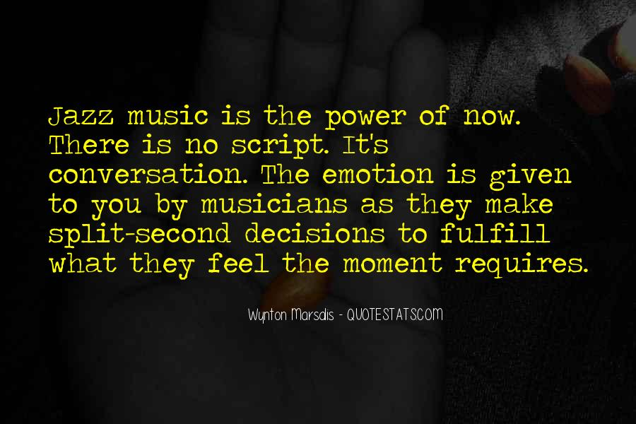 Wynton Marsalis Quotes #1262558