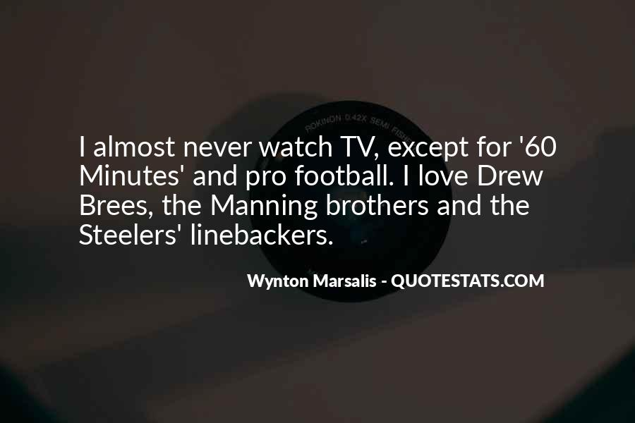 Wynton Marsalis Quotes #1385605