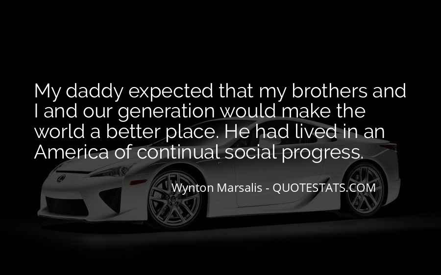 Wynton Marsalis Quotes #149669