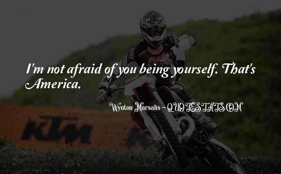Wynton Marsalis Quotes #1506315