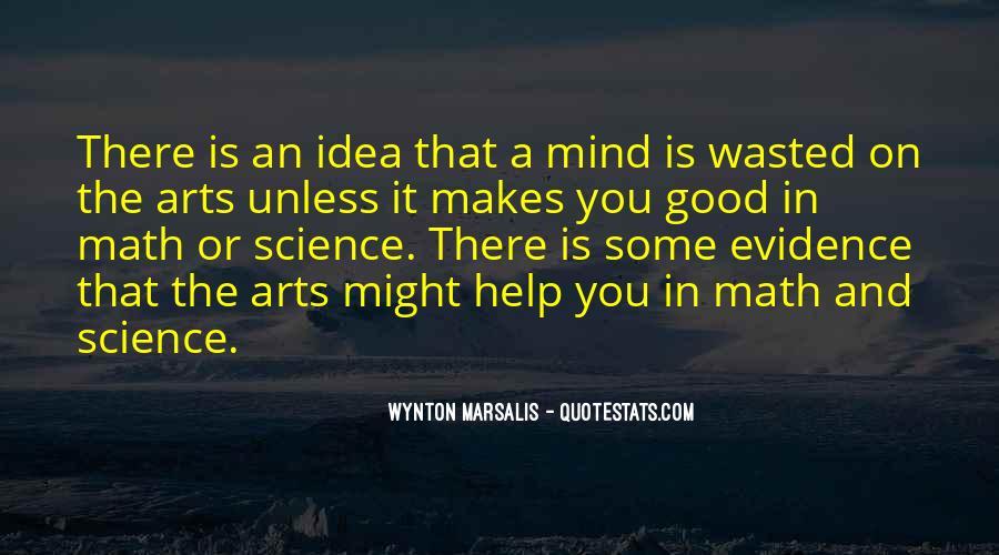 Wynton Marsalis Quotes #1516724