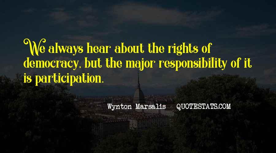 Wynton Marsalis Quotes #1760848