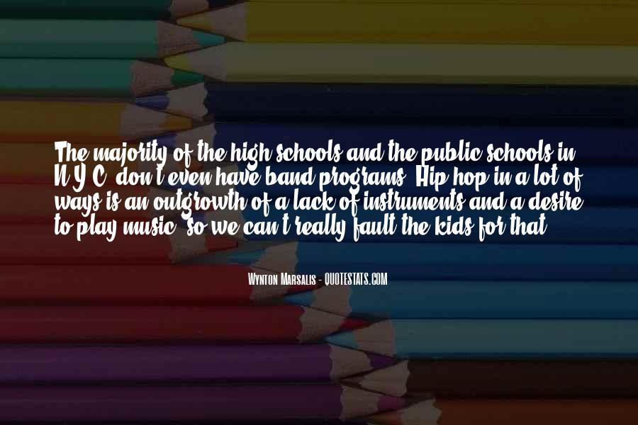 Wynton Marsalis Quotes #1761545