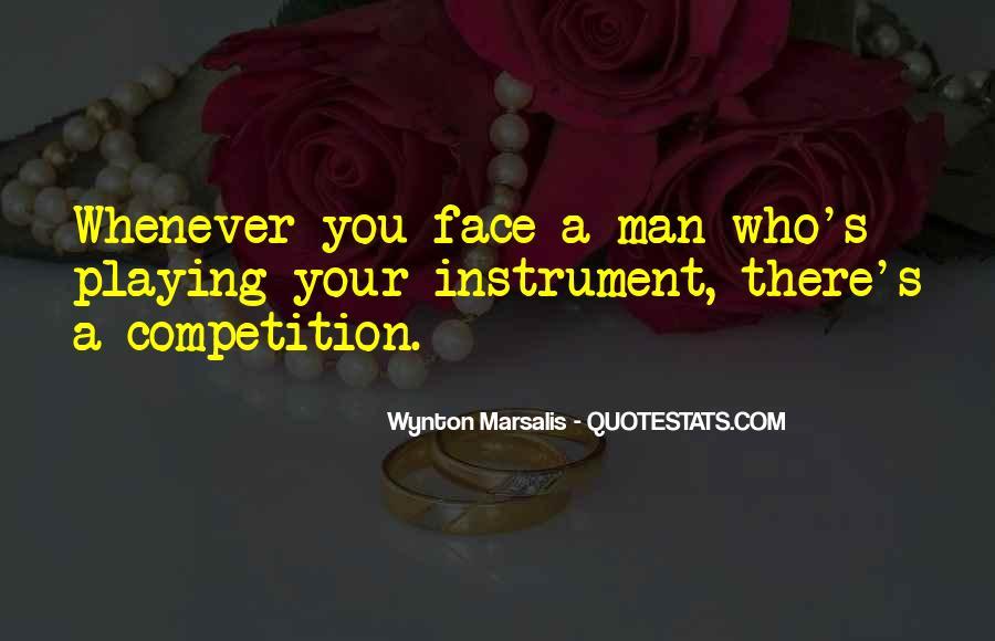 Wynton Marsalis Quotes #189678