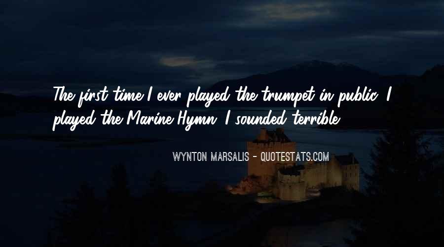 Wynton Marsalis Quotes #196409