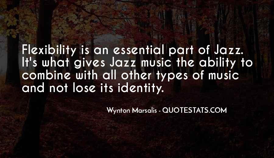 Wynton Marsalis Quotes #267457