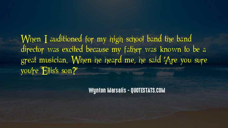 Wynton Marsalis Quotes #283494