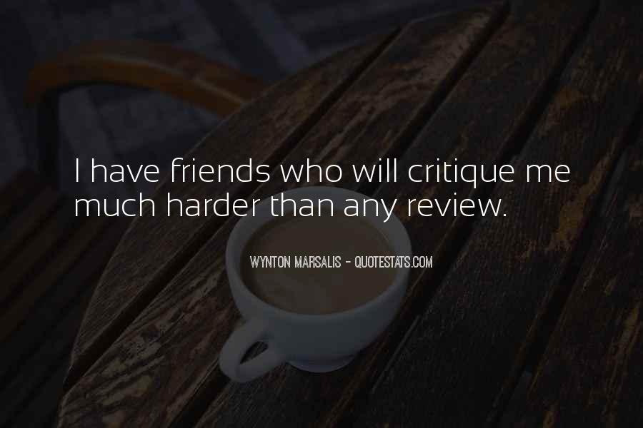 Wynton Marsalis Quotes #306869