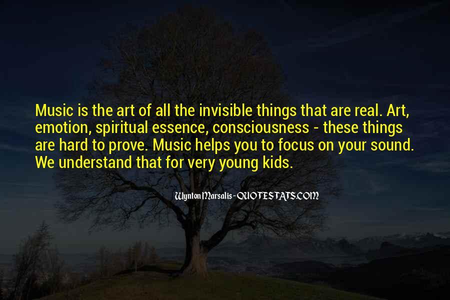 Wynton Marsalis Quotes #398516