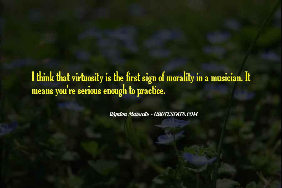 Wynton Marsalis Quotes #404836