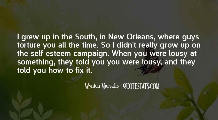 Wynton Marsalis Quotes #470123