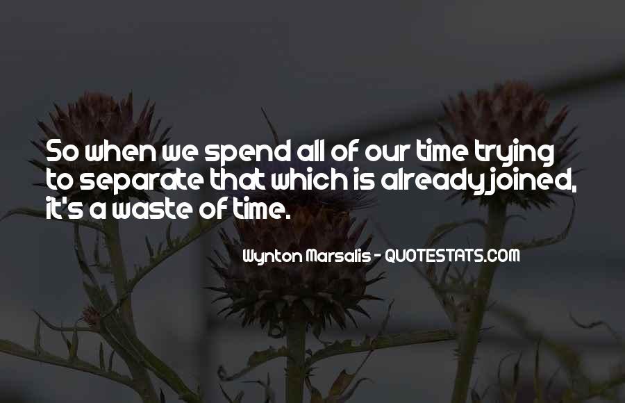 Wynton Marsalis Quotes #57841