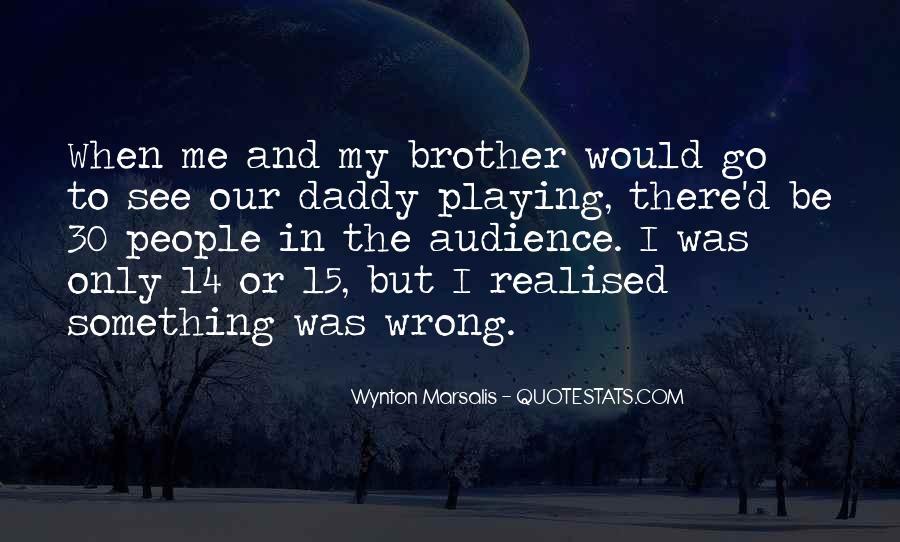 Wynton Marsalis Quotes #598937