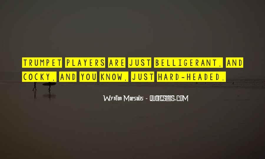 Wynton Marsalis Quotes #775372