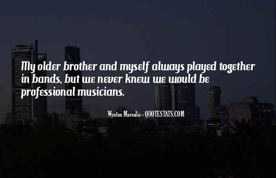 Wynton Marsalis Quotes #790161