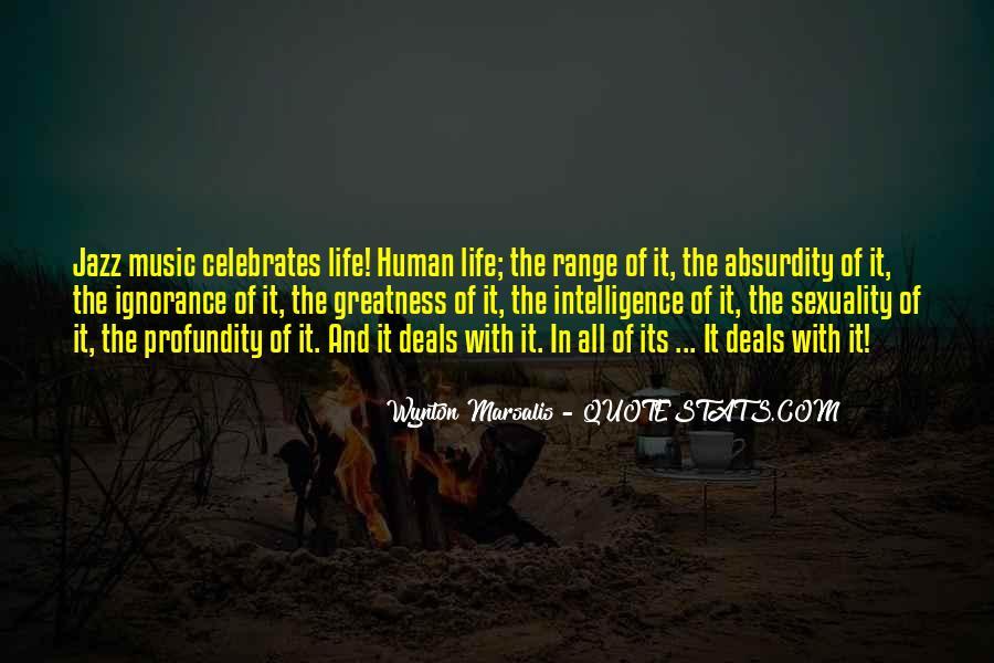 Wynton Marsalis Quotes #93056