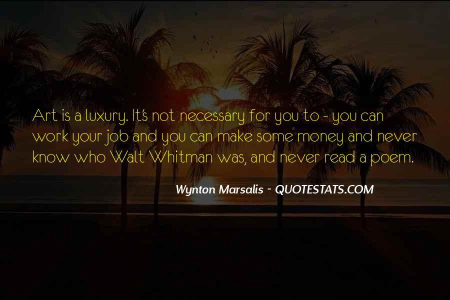 Wynton Marsalis Quotes #980226