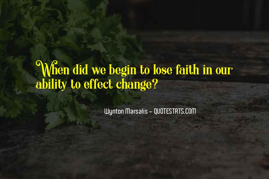 Wynton Marsalis Quotes #989914