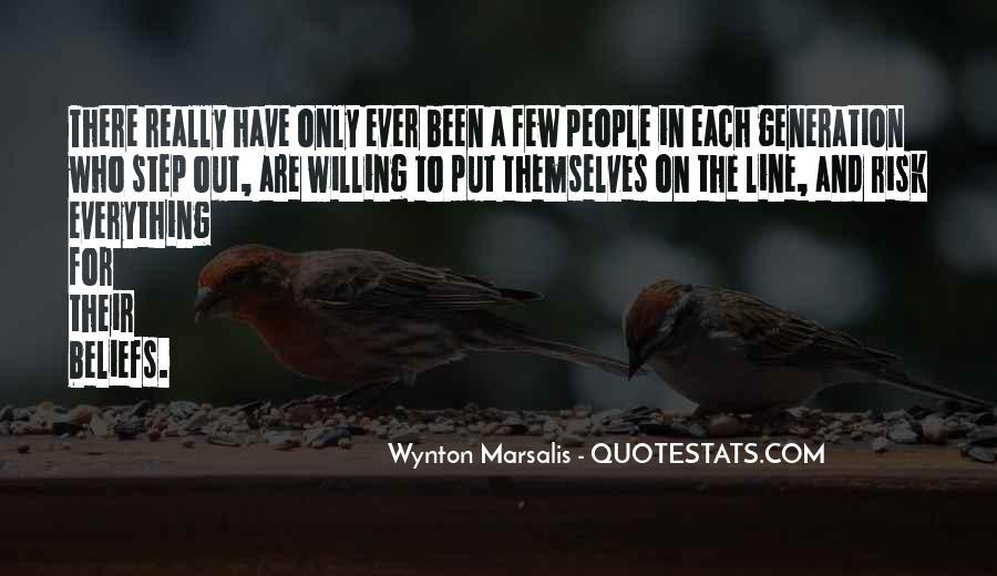 Wynton Marsalis Quotes #990907