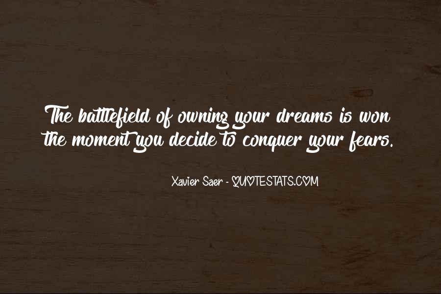 Xavier Saer Quotes #1405148