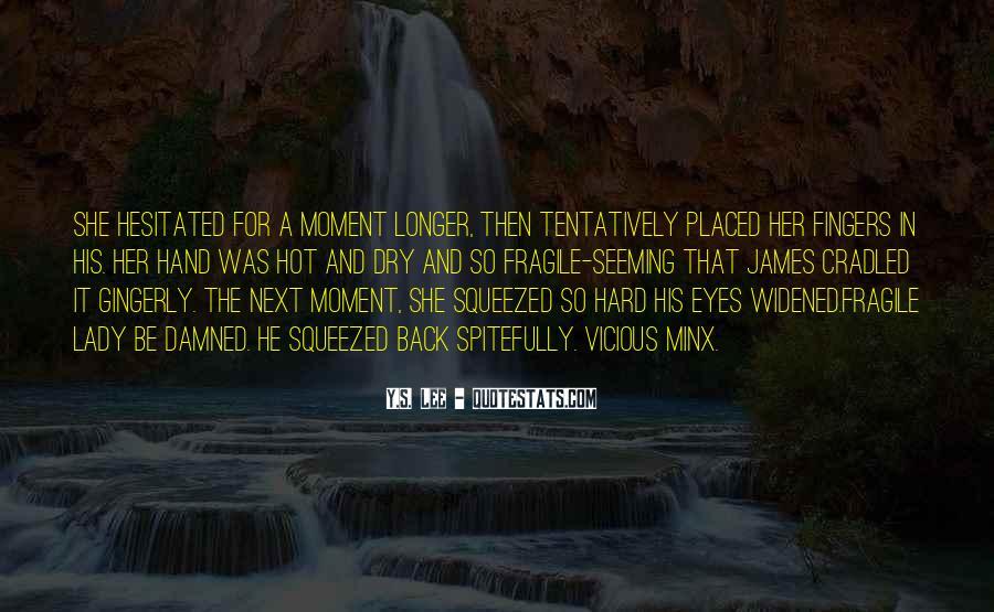Y.S. Lee Quotes #1528351