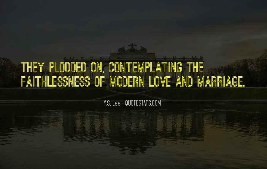 Y.S. Lee Quotes #1874555