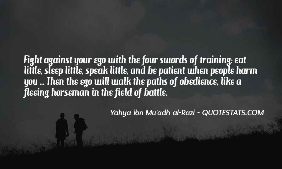 Yahya Ibn Mu'adh Al-Razi Quotes #1131903