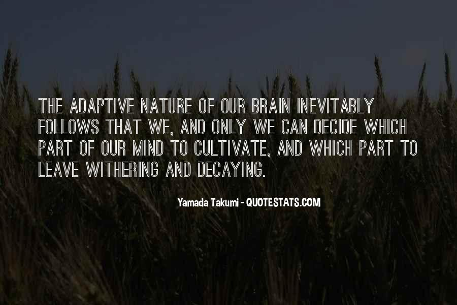 Yamada Takumi Quotes #102964