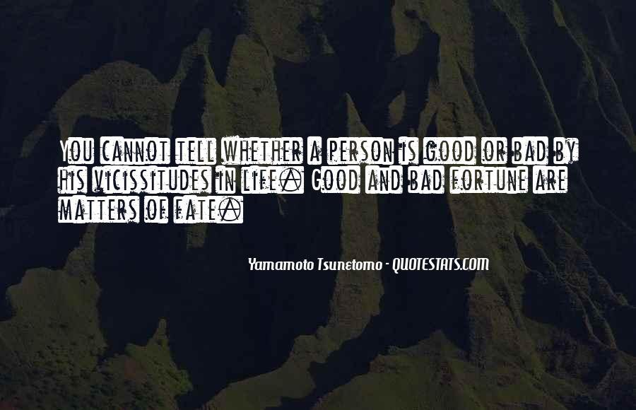 Yamamoto Tsunetomo Quotes #1167470